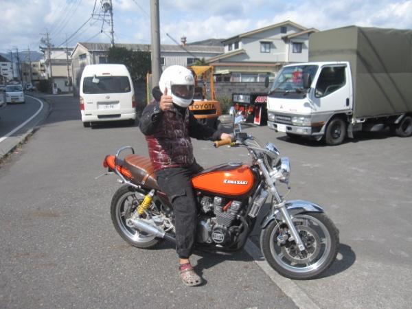 バイクが好き写真1