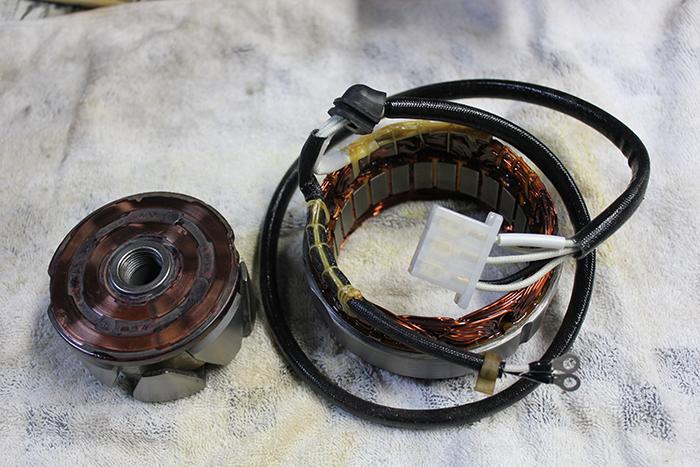 電装品修理写真01