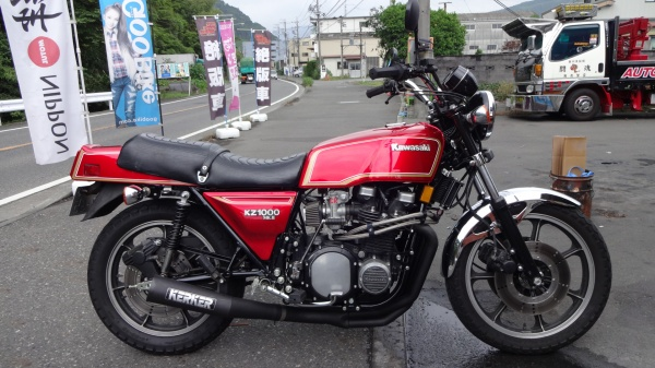 Z1000MKⅡ